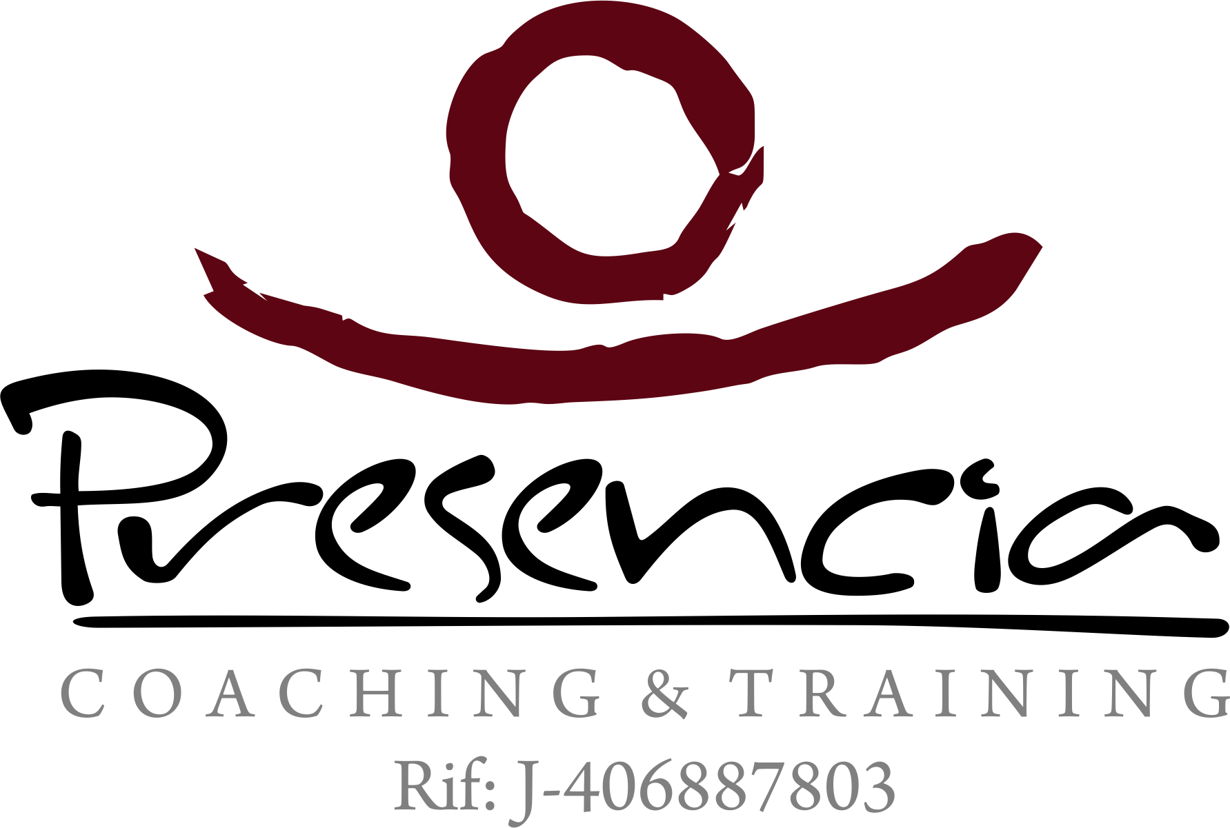 logo presencia coaching training